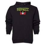 Antigua & Barbuda Football Hoody (Black)