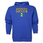 Barbados Soccer Hoody (Royal)