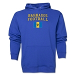 Barbados Football Hoody (Royal)