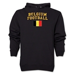 Belgium Football Hoody (Black)