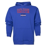 Cape Verde Soccer Hoody (Royal)
