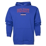 Cape Verde Football Hoody (Royal)