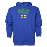 Central African Republic Football Hoody (Royal)