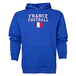 France Football Hoody (Royal)