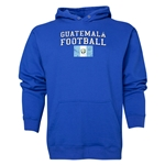 Guatemala Football Hoody (Royal)