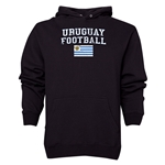 Uruguay Football Hoody (Black)
