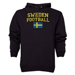 Sweden Football Hoody (Black)