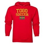 Togo Soccer Hoody (Red)