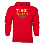 Togo Football Hoody (Red)