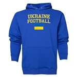 Ukraine Football Hoody (Royal)