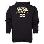 Northern Ireland Football Hoody (Black)