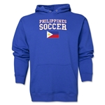 Philippines Soccer Hoody (Royal)