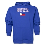Philippines Football Hoody (Royal)