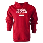 Singapore Soccer Hoody (Red)