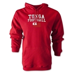 Tonga Football Hoody (Red)