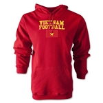 Vietnam Football Hoody (Red)