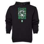 Werder Bremen I Am Green and White Hoody (Black)