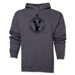 Xolos de Tijuana Distressed Hoody (Dark Gray)