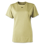 Under Armour Women's Locker T-Shirt (Vegas Gold)