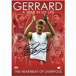Steven Gerrard-A Year in my Life
