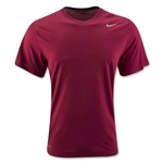 Nike Legend Poly Top (Crimson)