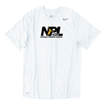 USCS National Premier League Legend T-Shirt (White)