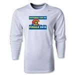 National Cup Finals 2013 LS Poly T-Shirt (White)