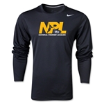 US Club Soccer NPL LS T-Shirt (Black)