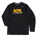 USCS National Premier League LS Legend T-Shirt (Black)