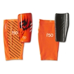 adidas F50 Shin Guard (Solar Red/White/Black)