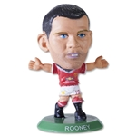 Manchester United 15/16 Rooney Mini Figurine