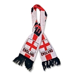 England (St. George Cross) Scarf