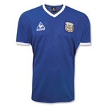 Argentina 1986 Away Soccer Jersey