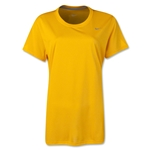 Nike Women's Legend Shirt (Yellow)