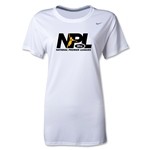 US Soccer Club NPL Women's Legend T-Shirt (White)