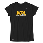 USCS National Premier League Women's Legend T-Shirt (Black)