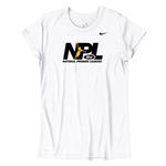 USCS National Premier League Women's Legend T-Shirt (White)
