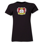 Bayer 04 Leverkusen Women's T-Shirt (Black)