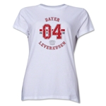 Bayer 04 Leverkusen Women's T-Shirt (White)
