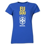 Brazil Women's T-Shirt (Royal)