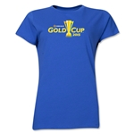 CONCACAF Gold Cup 2015 Women's T-Shirt (Royal)