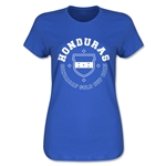CONCACAF Gold Cup 2015 Honduras Women's T-Shirt (Royal)
