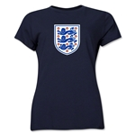 England Core Women's T-Shirt (Navy)