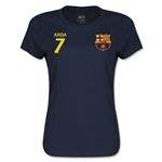 Barcelona Arda Women's T-Shirt (Navy)