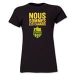 FC Nantes We Are Women's T-Shirt (Black)