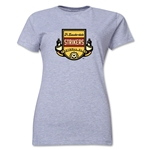 Ft. Lauderdale Strikers Women's T-Shirt (Gray)