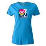 FIFA U-20 Women's World Cup Women's T-Shirt (Turquoise)
