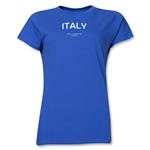 Italy 2013 FIFA U-17 World Cup UAE Women's T-Shirt (Royal)
