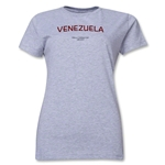 Venezuela 2013 FIFA U-17 World Cup UAE Women's T-Shirt (Grey)