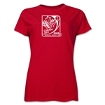 FIFA Women's World Cup Canada 2015(TM) Women's Event Emblem T-Shirt (Red)